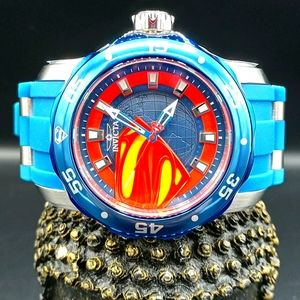 FIRM PRICE-Invicta Limited Edition DC Superman